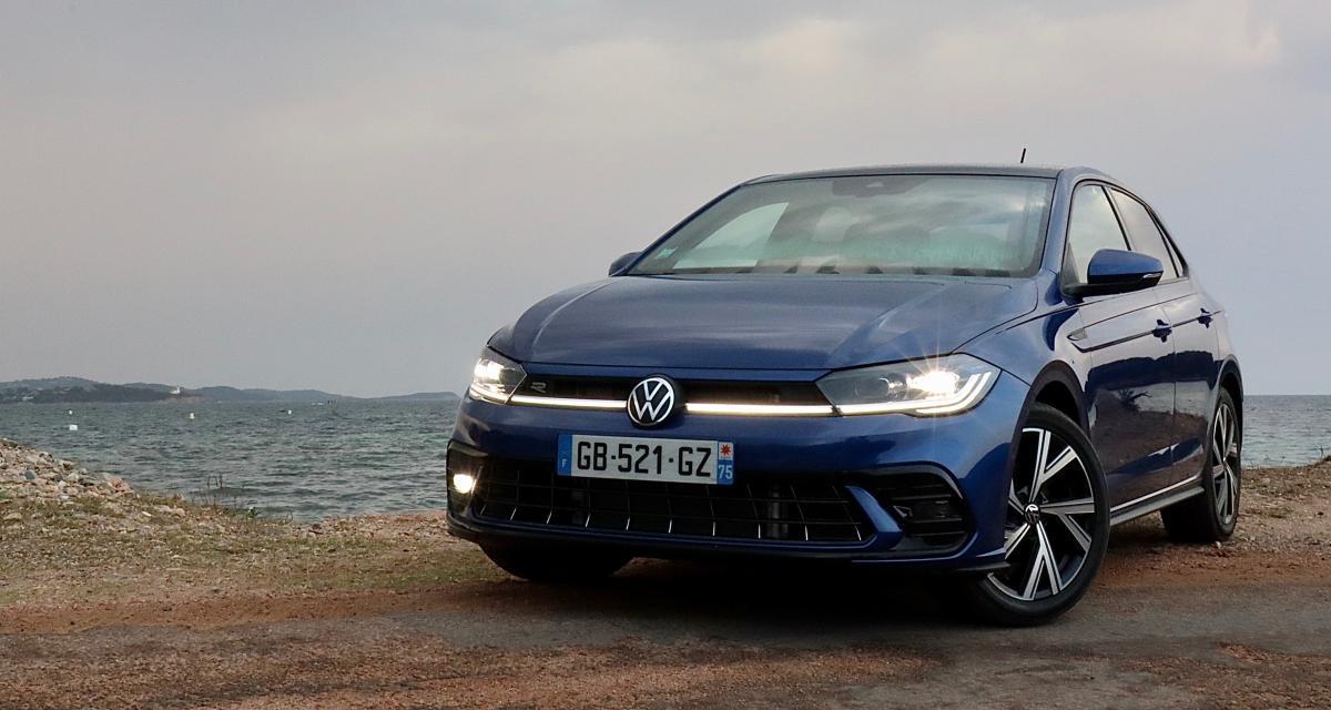 Regarder la vidéo Essai Volkswagen Polo restylée (2021) : mini-Golf, maxi-fourmi