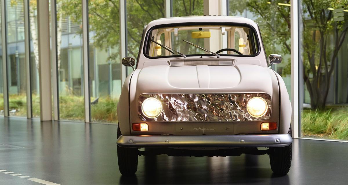 """Suite N°4 : la Renault 4L réinventée en mode camping-car """"bobo"""""""