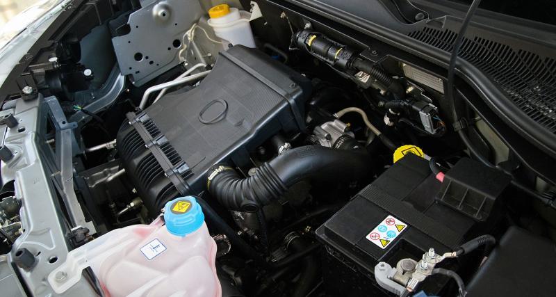 Un bruit suspect provient de votre moteur