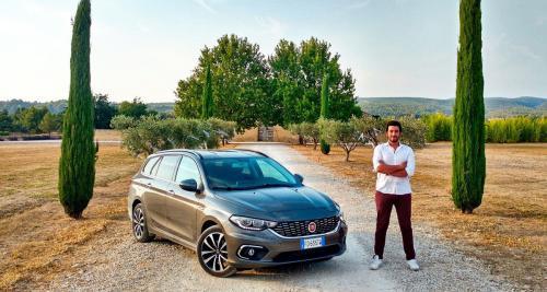 Essai Fiat Tipo SW : l'électron libre