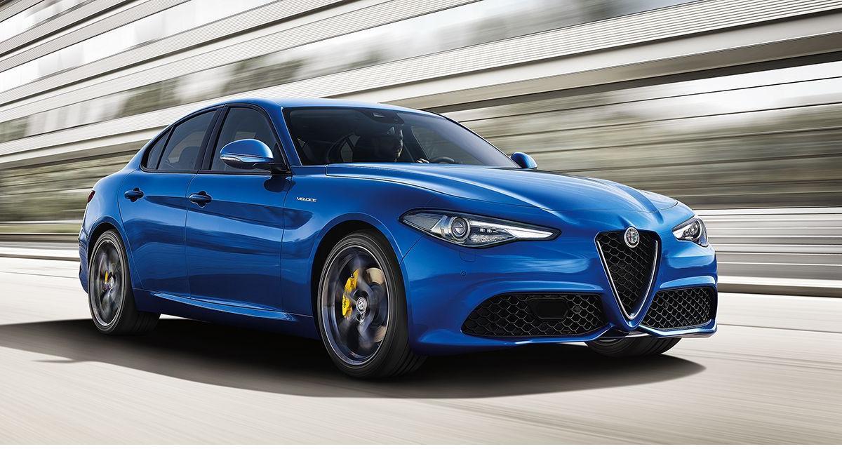 Mondial de l'Auto 2016 : Alfa Romeo Giulia Veloce