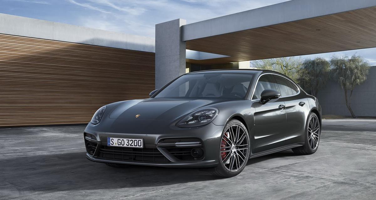 Nouvelle Porsche Panamera : toutes les infos et les photos