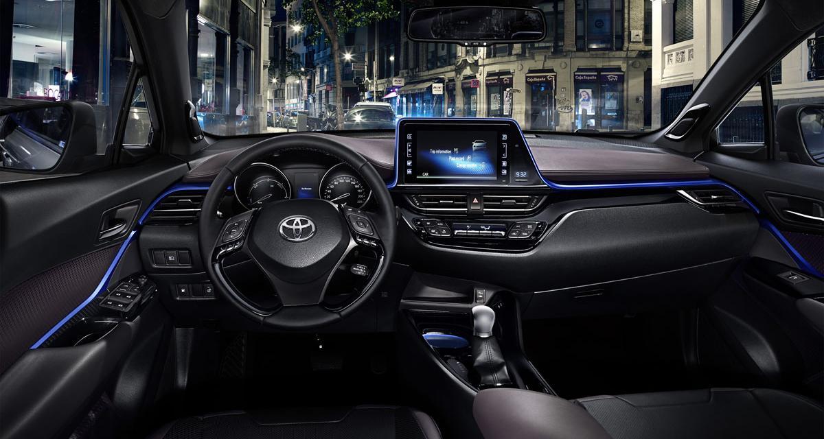Toyota CH-R Keluaran Terbaru 2018!!!