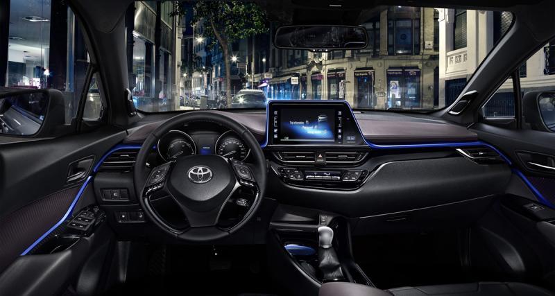 Toyota C-HR : à bord de l'anti-Qashqai