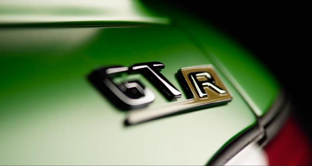 Mercedes-AMG GT R : les premières images