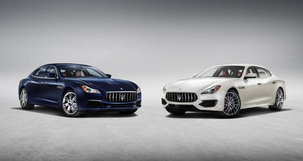 Maserati Quattroporte : revue de détail