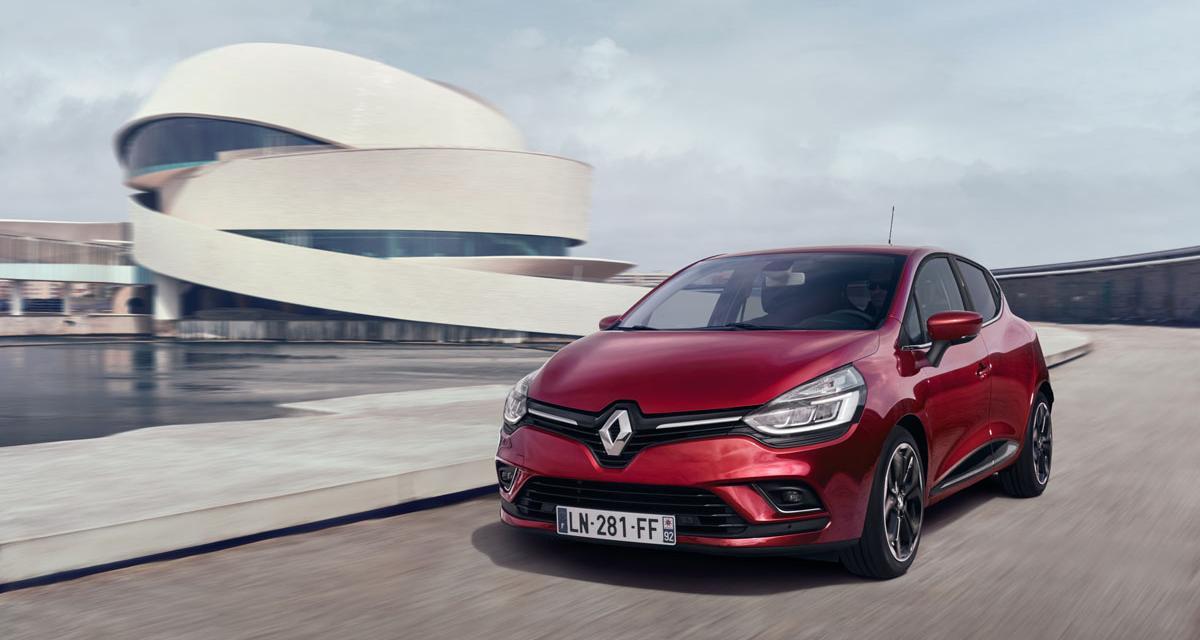 Renault Clio restylée : les infos, les photos et les tarifs