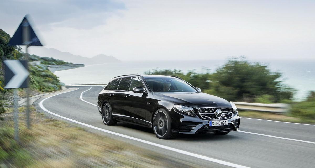 Mercedes Classe E Break : l'esprit de famille