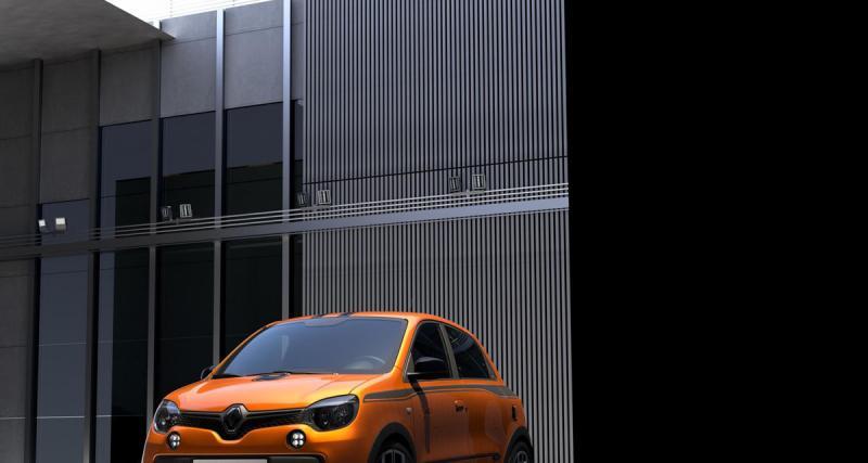 Renault Twingo GT : parfum de sport