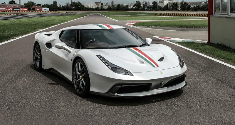 Ferrari 458 MM Speciale : cheval de retour