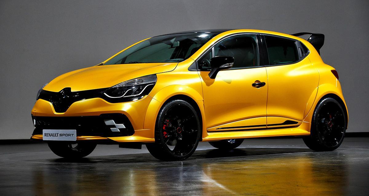 Renault Clio R.S. : une version radicale pour le GP de Monaco