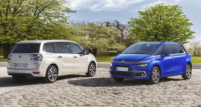 Citroën C4 Picasso : un restylage pour l'été