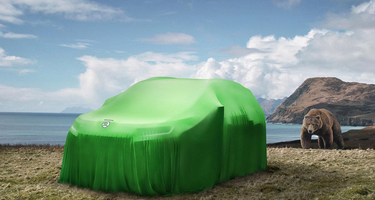 Skoda Kodiaq : le grand SUV se rapproche