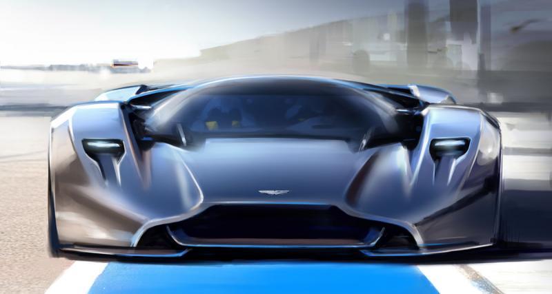 L'hypercar Aston Martin-Red Bull se précise