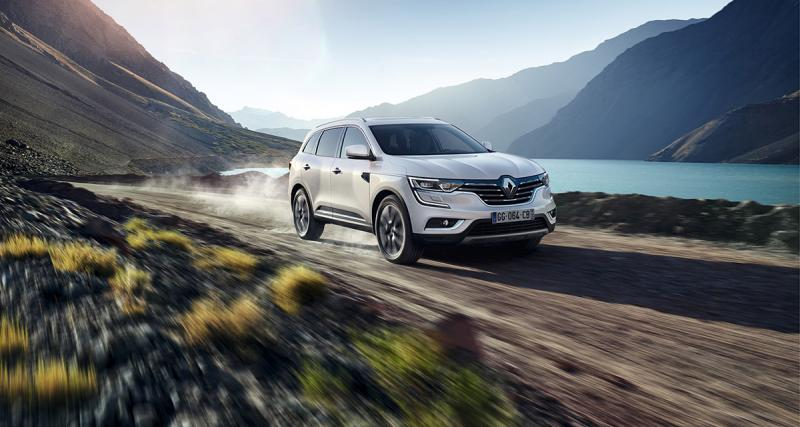 Nouveau Renault Koleos : toutes les infos, toutes les photos