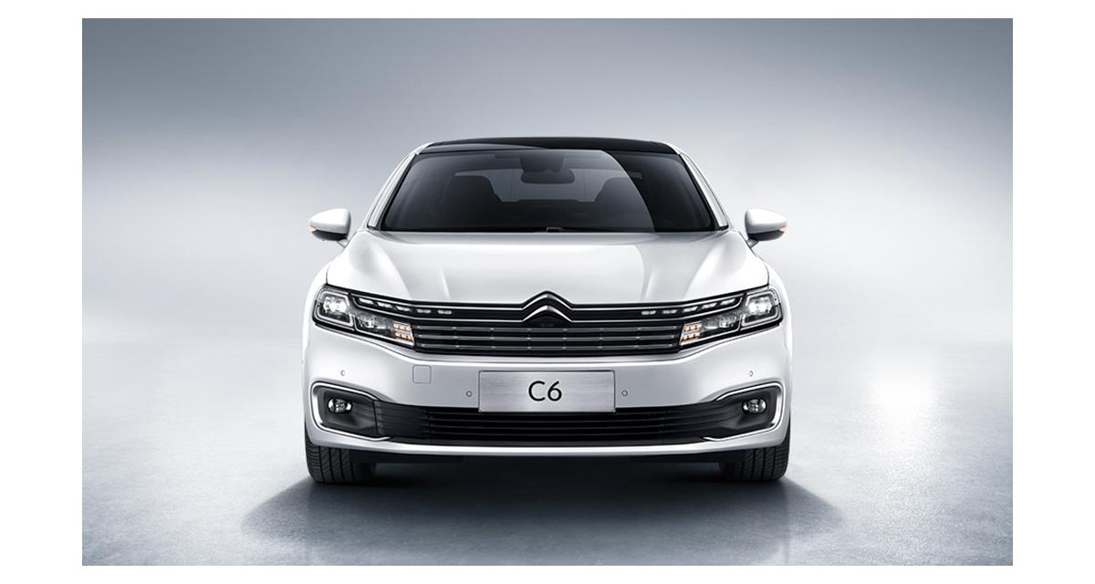 Citroën C6 : résurrection en Chine