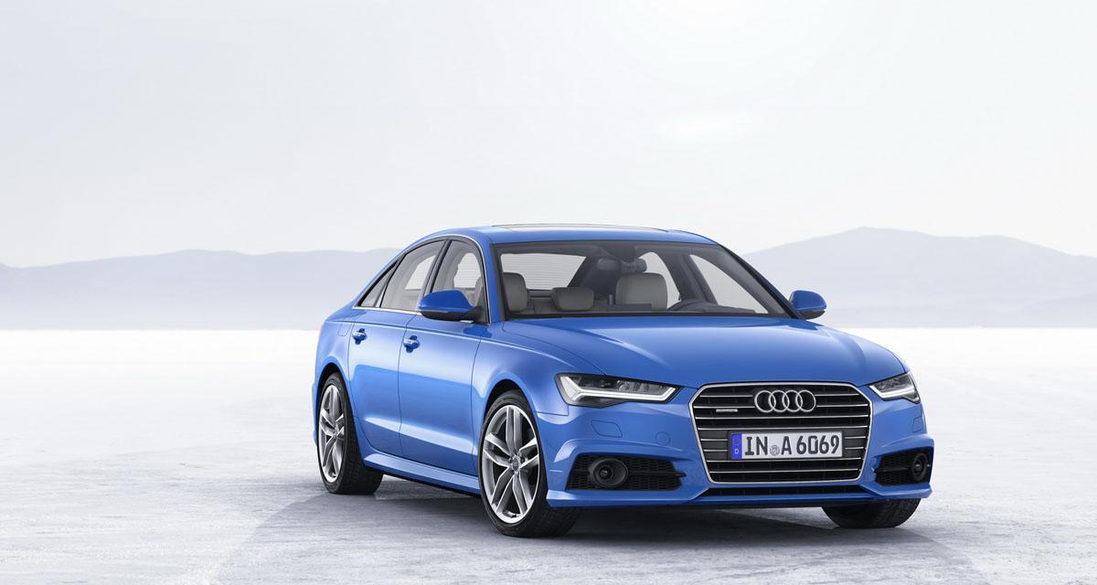 Audi A6 et A7 restylées : du style et de la technologie