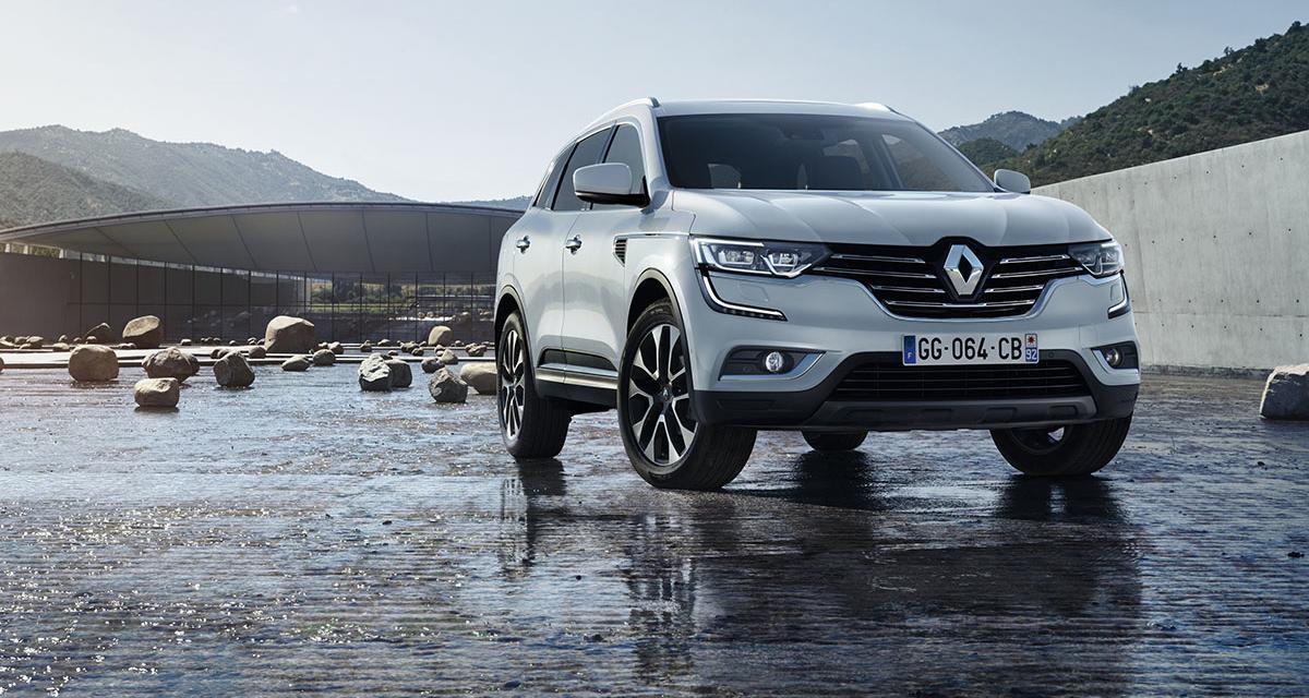 Nouveau Renault Koleos : première photo