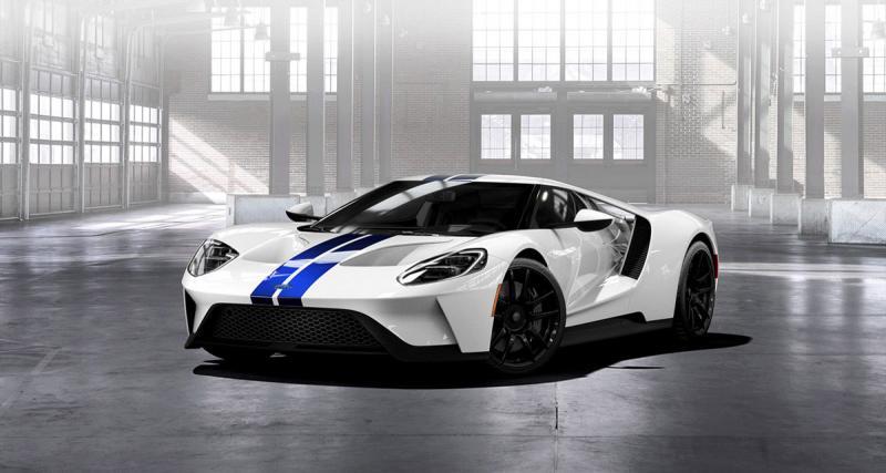 Ford GT : les candidatures sont ouvertes