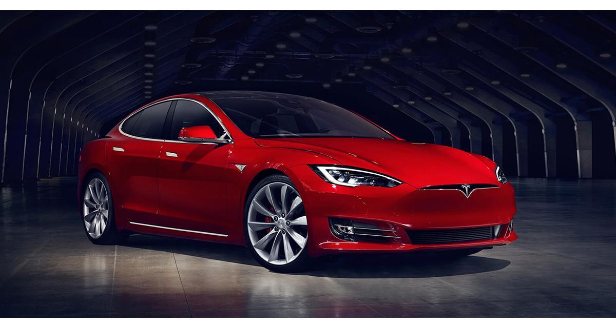 Voici la Tesla Model S restylée !