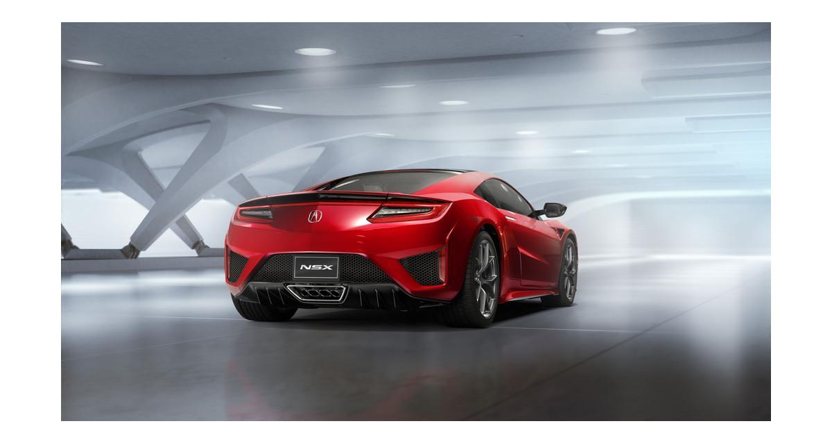 Honda NSX : les tarifs