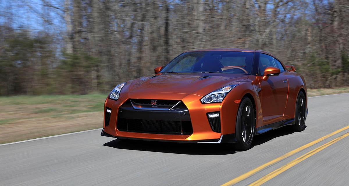 Nissan GT-R 2017 : toujours plus aboutie