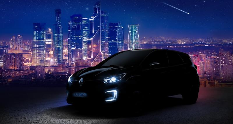 Le Renault Kaptur à la konquête de la Russie