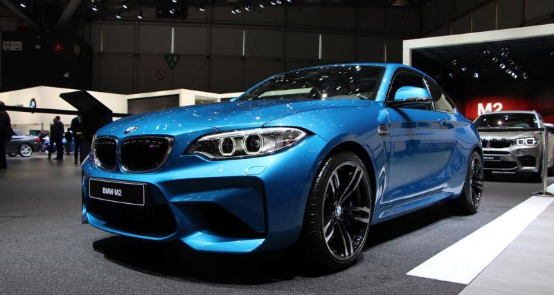Genève 2016 : BMW M2
