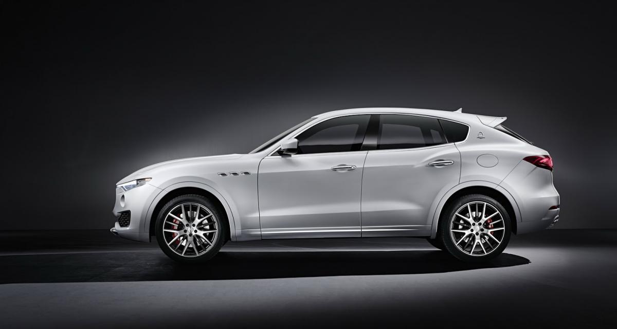 Maserati Levante : bienvenue au club
