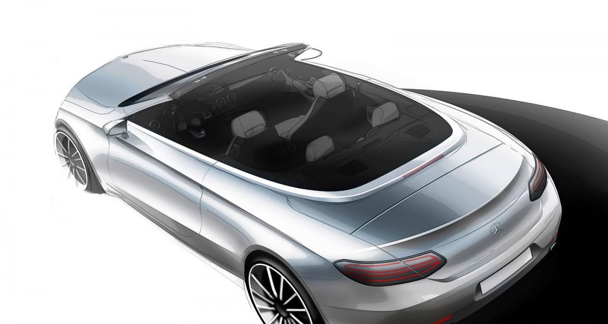 Mercedes Classe C Cabriolet : rendez-vous à Genève