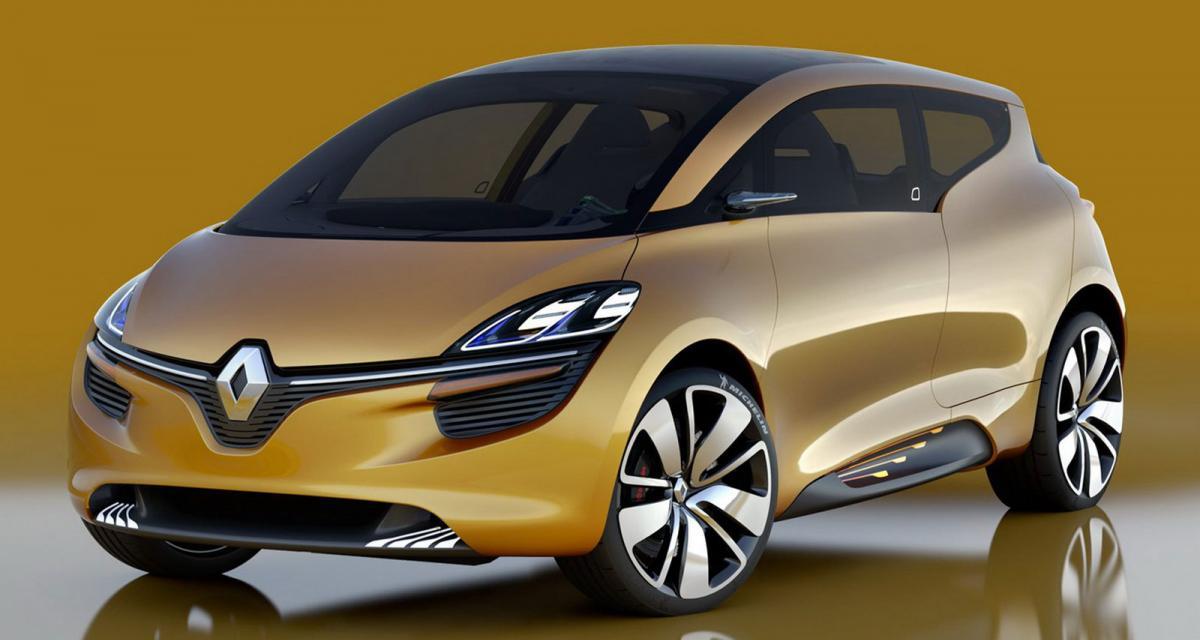 Nouveau Renault Scénic : il sera à Genève