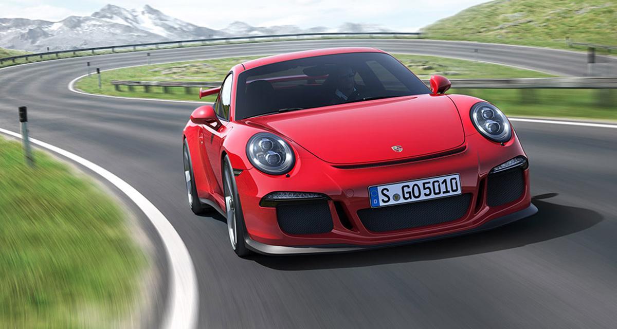 Porsche 911 GT3 : restylée pour le salon de Genève