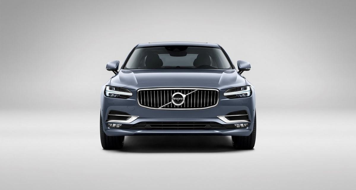 Volvo V90 : le break dévoilé le 18 février