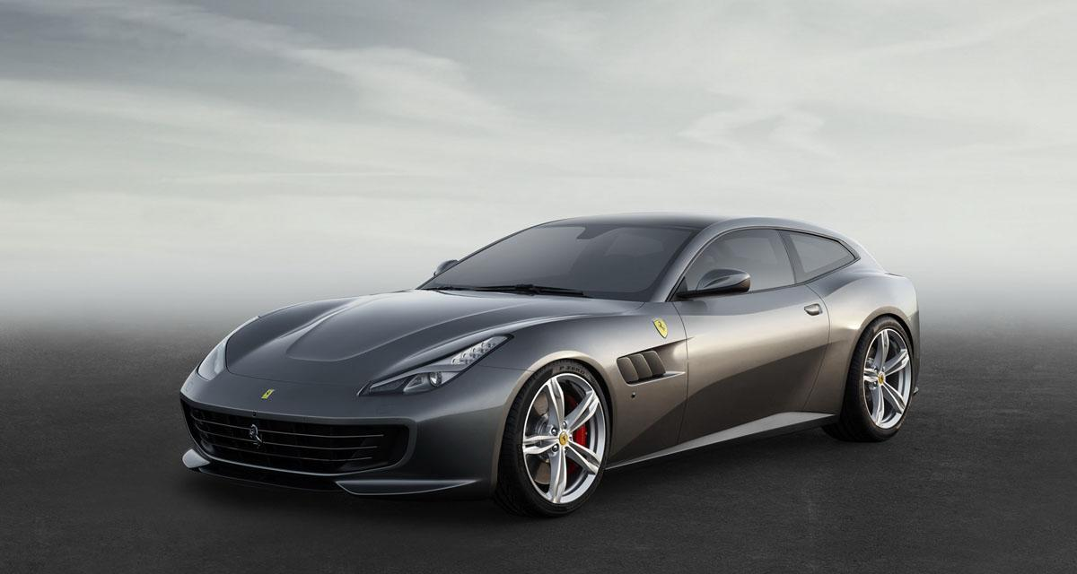 Ferrari GTC4Lusso : le grand tourisme au superlatif