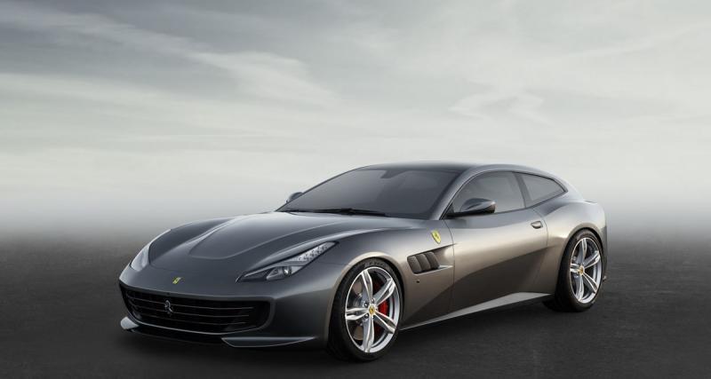 Ferrari GTC4Lusso : le grand tourisme au superlatif