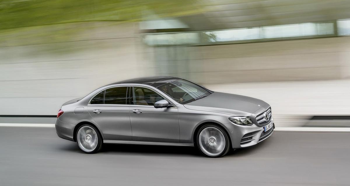 Nouvelle Mercedes Classe E : toutes les infos
