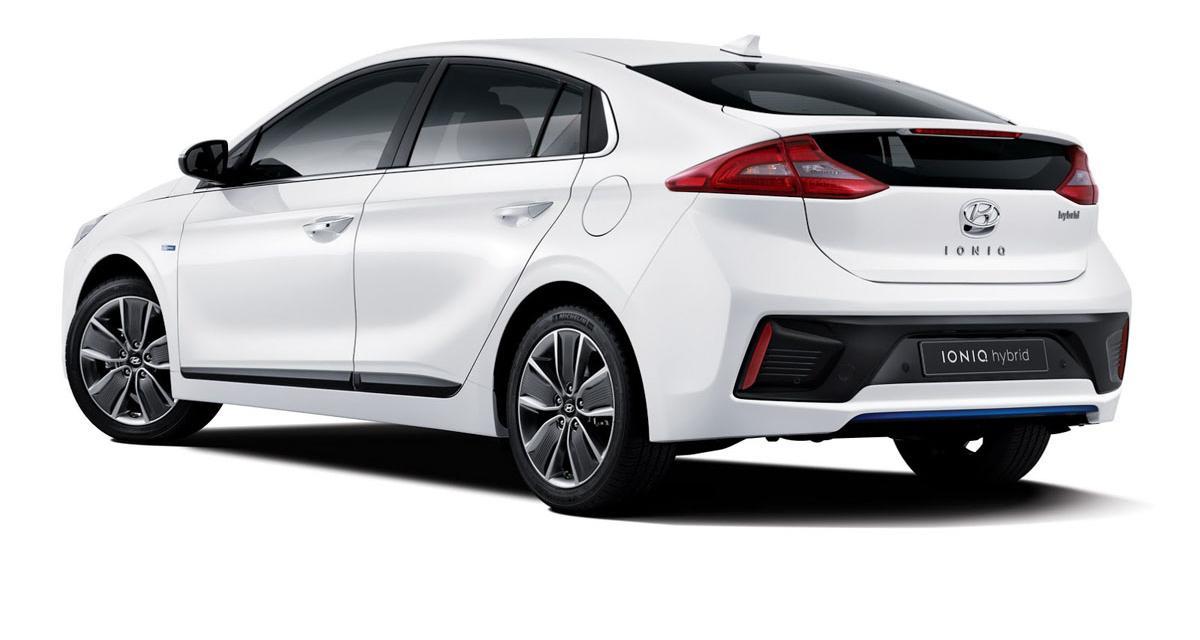 Hyundai Ioniq : les premières infos et les photos de la tueuse de Prius