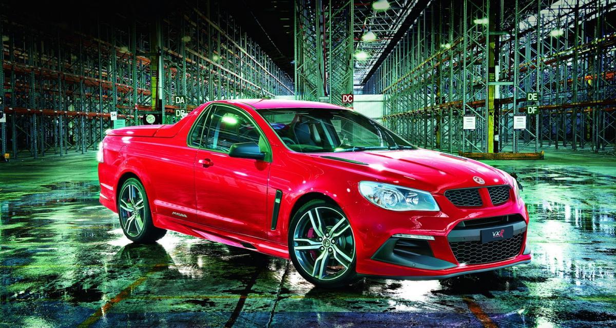 Vauxhall Maloo LSA : arme de distribution massive