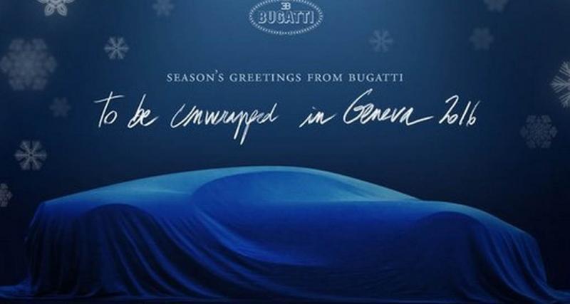 Bugatti Chiron : on y est presque