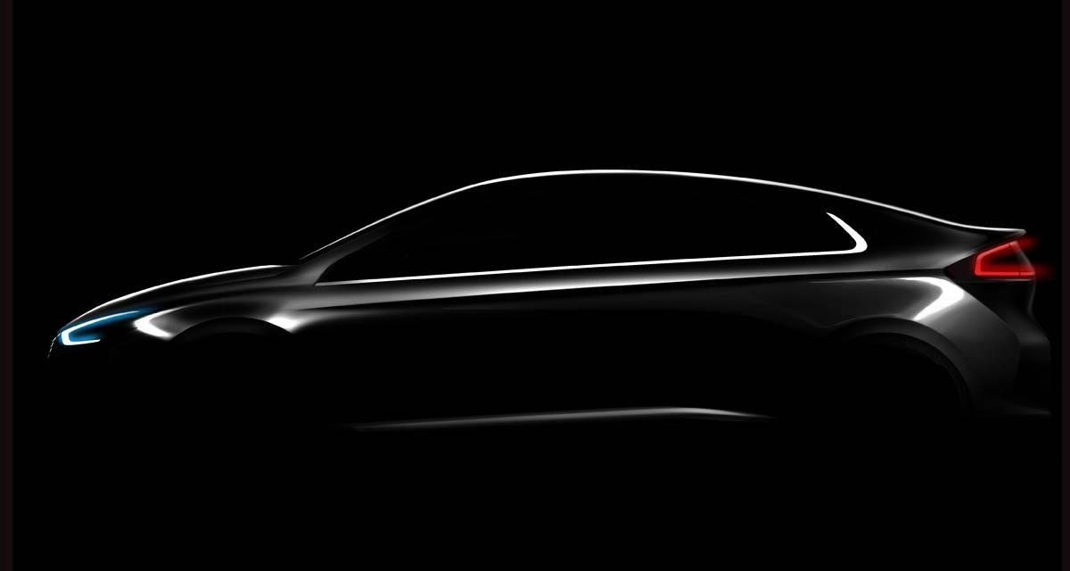 Hyundai Ioniq, la Prius coréenne