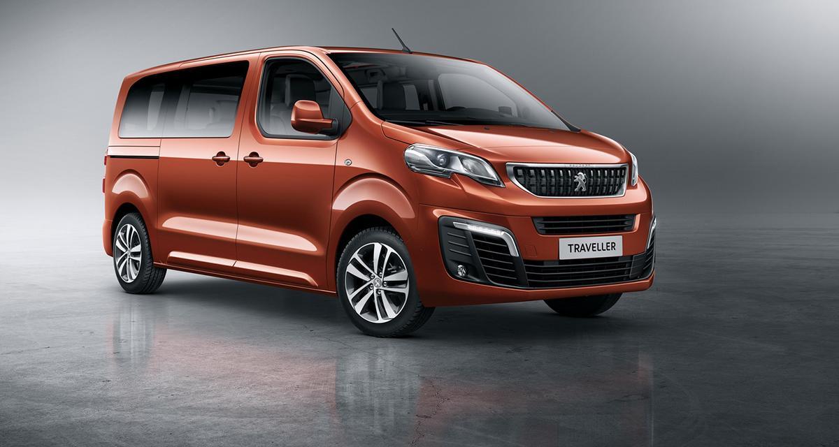 Peugeot, Citroën et Toyota dévoilent leur nouveaux utilitaires