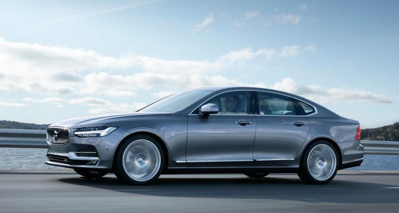Volvo S90 : à l'assaut du premium allemand
