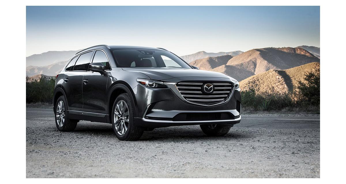 Mazda CX-9 : ambition premium