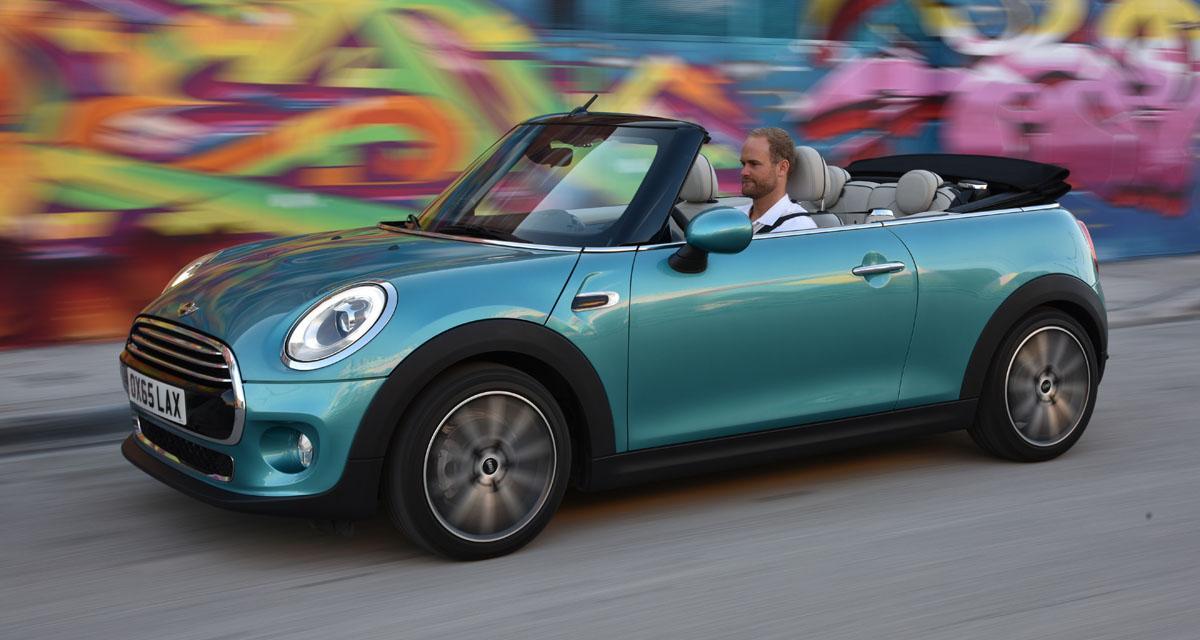 Nouvelle Mini Cabrio Toutes Les Infos Toutes Les Photos