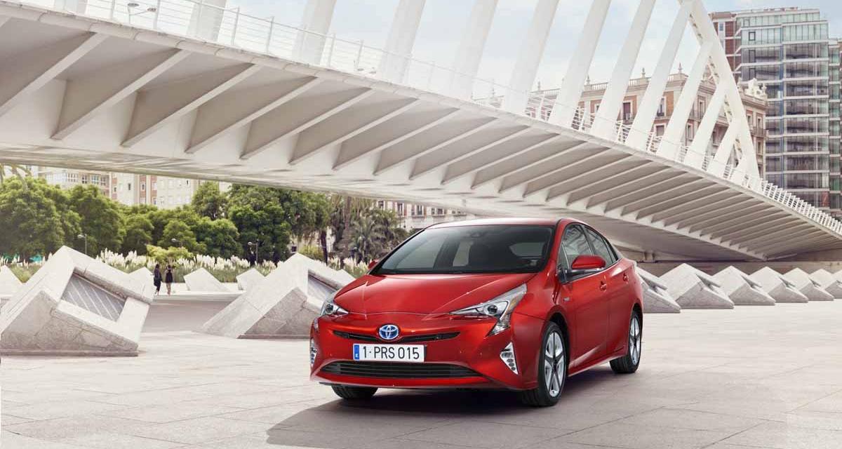 Toyota Prius 4 : 18% plus sobre qu'avant