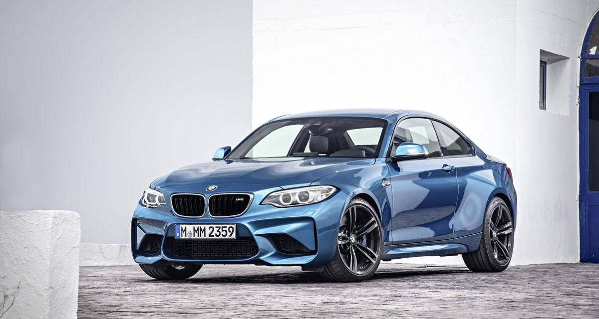 BMW M2 : un petit coupé très féroce