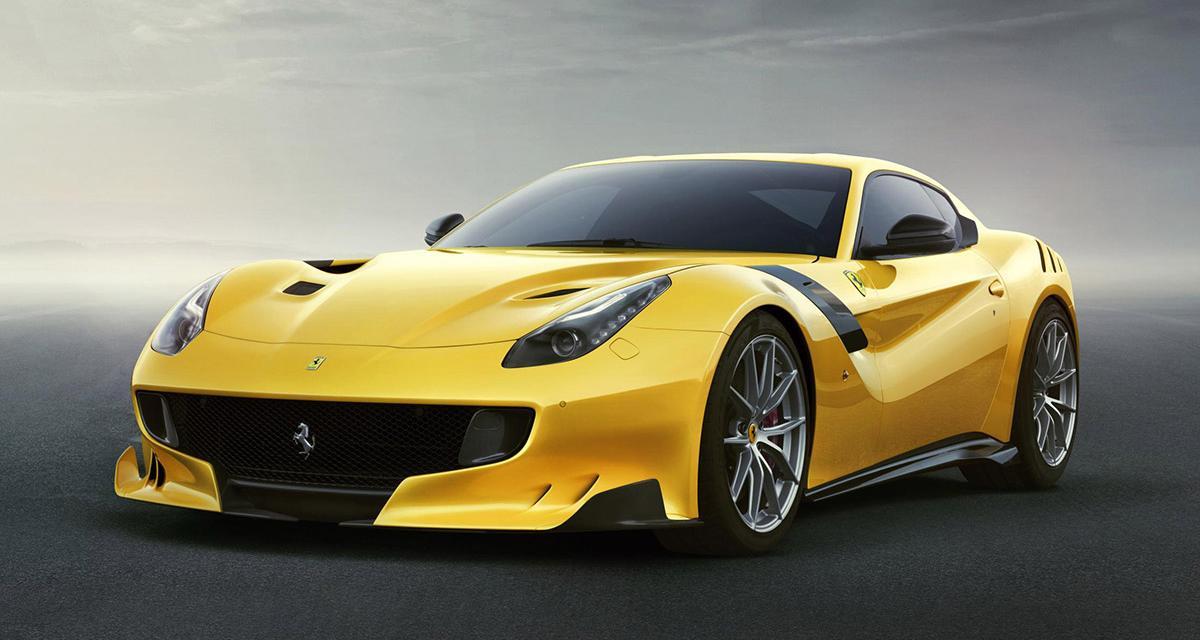Ferrari F12tdf : une Tour de France de 780 ch