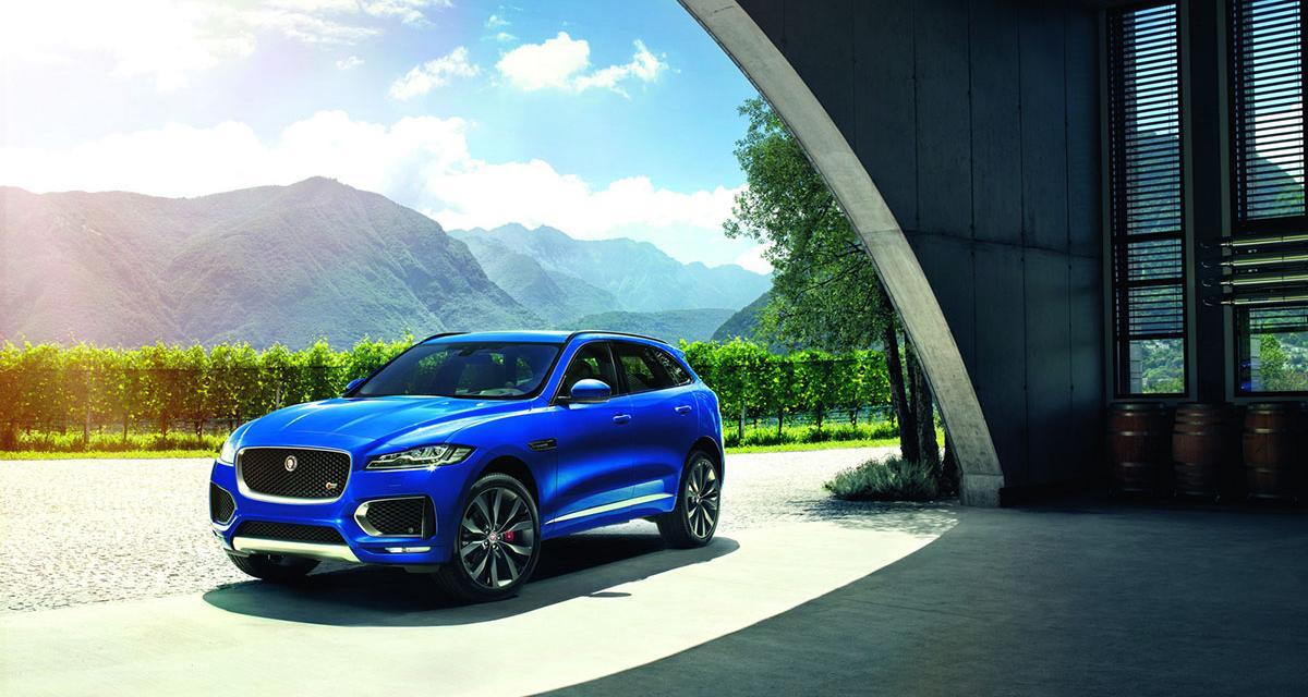 Jaguar F-Pace : tous les tarifs