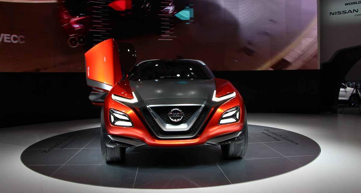 Salon de Francfort 2015 : le stand Nissan en vidéo