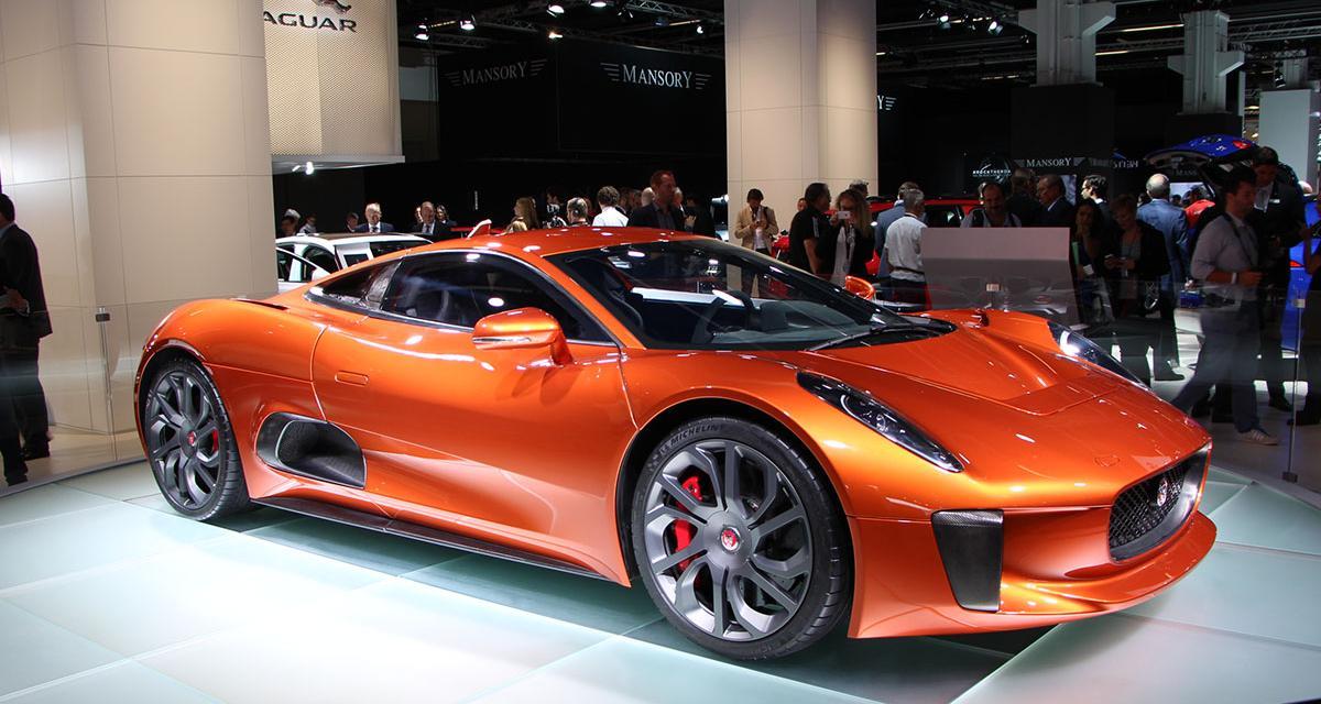 Jaguar - Land Rover : les voitures de Spectre à Francfort